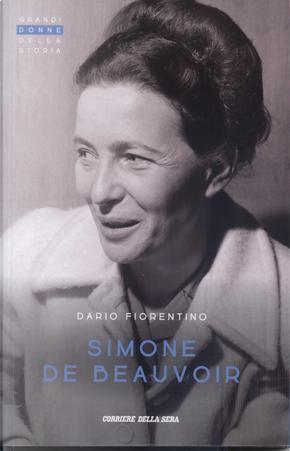 Simone De Beauvoir by Dario Fiorentino