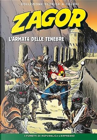 Zagor collezione storica a colori n. 159 by Mauro Boselli
