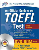 The Official Guide to the TOEFL Test with DVD-ROM, Fifth Edition by N/A Educational Testing Service