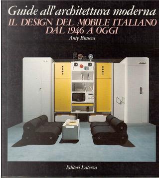 Il design del mobile italiano dal 1946 a oggi by Anty Pansera