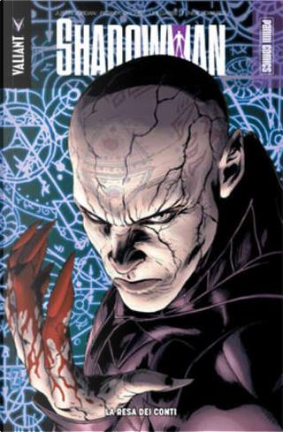 Shadowman vol. 2 by Justin Jordan, Patrick Zircher
