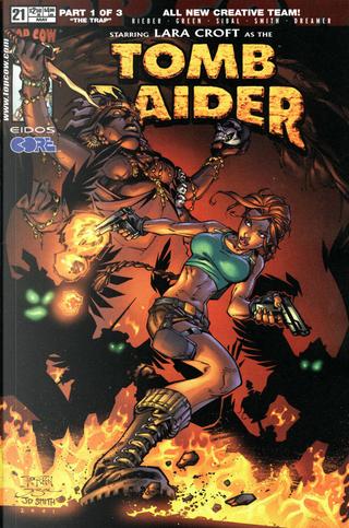 Tomb Raider #21 by John Ney Rieber