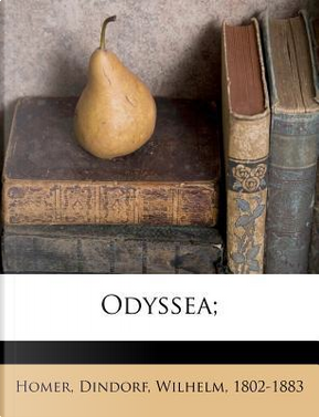 Odyssea; by HOMER