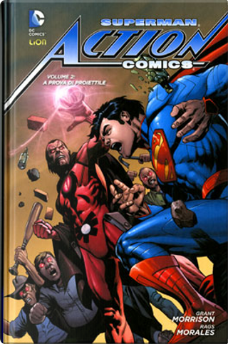 Superman Action Comics vol. 2 by Grant Morrison, Max Landis, Sholly Fisch
