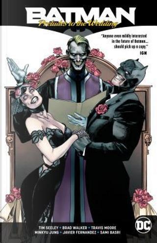 Batman by Tim Seeley