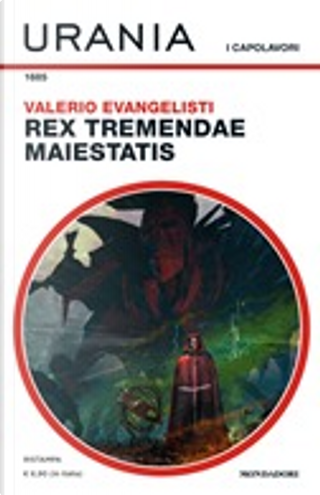 Rex tremendae maiestatis by Evangelisti Valerio