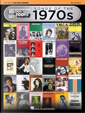 Songs of the 1970s by Hal Leonard Publishing Corporation