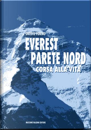 Everest parete nord by Oreste Forno