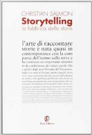 Storytelling by Christian Salmon