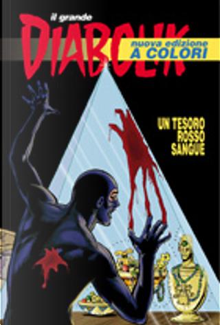 Il grande Diabolik (nuova edizione a colori) n. 1 by Brenno Fiumali, Franco Paludetti, Patricia Martinelli, Sergio Zaniboni, Stefano Ferrario