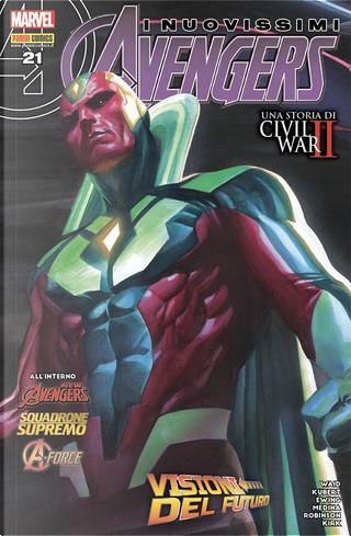 Avengers n. 70 by Al Ewing, James Robinson, Kelly Thompson, Mark Waid