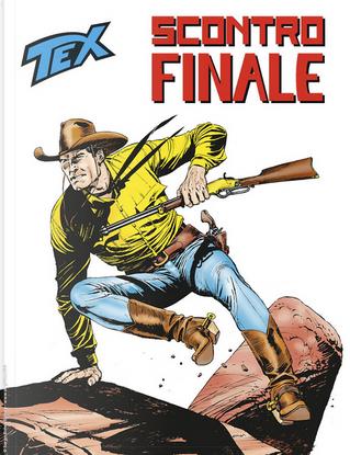 Tex n. 719 by Mauro Boselli, Pasquale Ruju