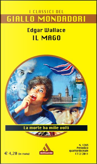 Il mago by Edgar Wallace