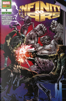 Infinity Wars vol. 11 by Chad Bowers, Chris Sims, Gerry Duggan
