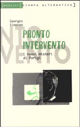 Pronto intervento by Georges Simenon