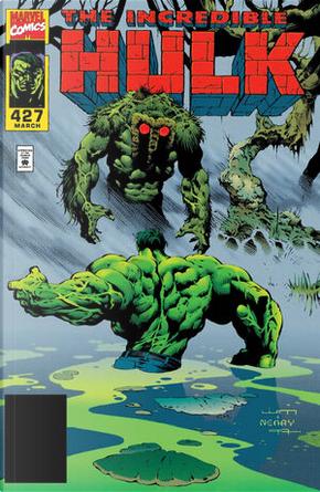 The Incredible Hulk vol. 1 n. 427 by Peter David