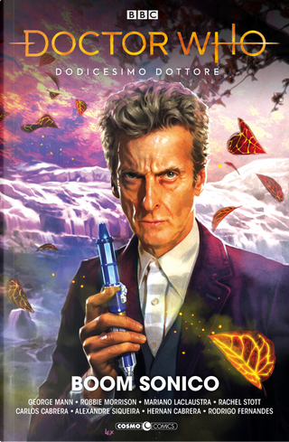 Doctor Who - Vol. 1 by George Mann, Robbie Morrison