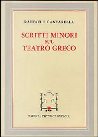 Scripta minora by Aristide Colonna