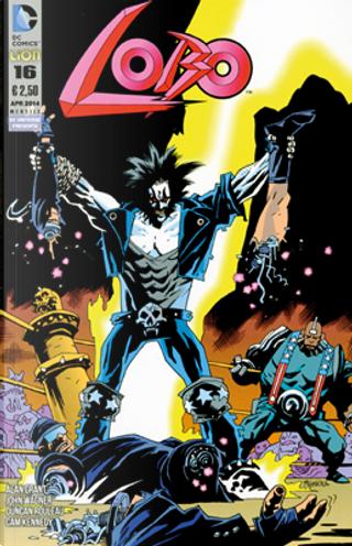 Lobo n. 16 by John Wagner, Duncan Rouleau, Alan Grant