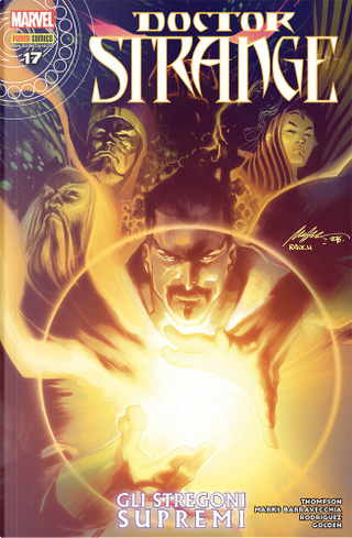 Doctor Strange #17 by Robbie Thompson, Roger Stern