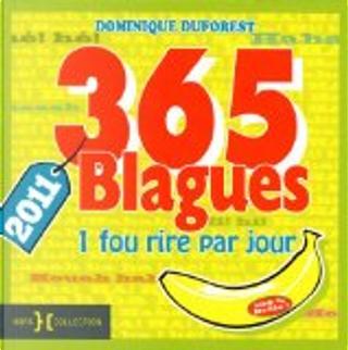365 blagues 2011 by Dominique Duforest