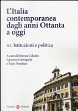 L'Italia contemporanea dagli anni Ottanta a oggi - Vol. 3 by