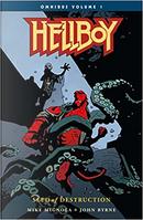 Hellboy Omnibus, Vol. 1: Seed of Destruction by Mike Mignola