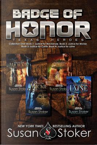 Badge of Honor by Susan Stoker