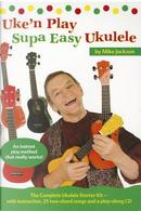 Uke'N Play Supa Easy Ukulele (Book & Cd) by Divers