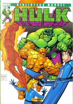 BM: Hulk #26 by Glenn Greenberg, Len Wein