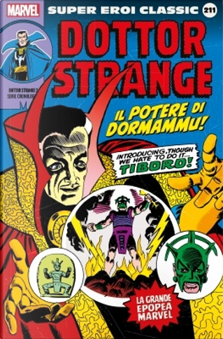 Super Eroi Classic vol. 211 by Don Rico, Stan Lee, Steve Ditko