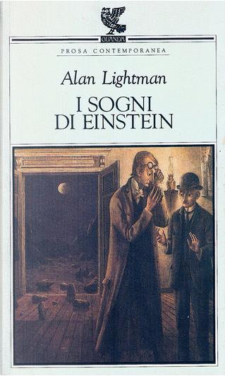 I sogni di Einstein by Alan Lightman