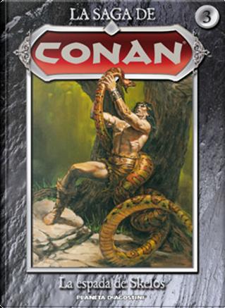 La Saga de Conan nº 3 by Roy Thomas