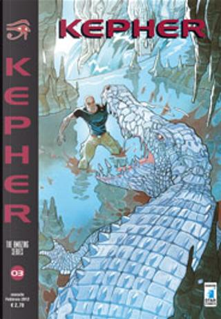 Kepher n. 3 by Giacomo Pueroni, Roberto Cardinale, Stefano Nocilli