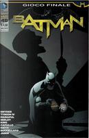 Batman #40 by Brian Buccellato, Francis Manapul, James Tynion IV, Scott Snyder, Tim Seeley, Tom King