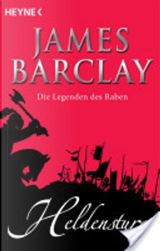 Heldensturz by James Barclay