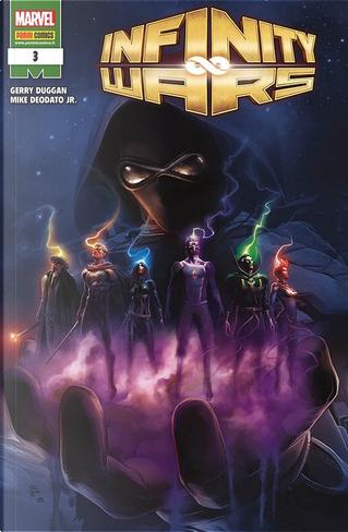Infinity Wars vol. 3 by Gerry Duggan