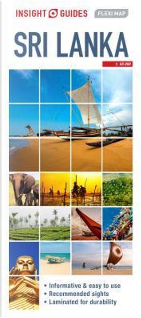 Insight Flexi Map Sri Lanka by Insight Guides
