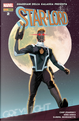 Guardiani della galassia presenta vol. 2 by Chip Zdarsky