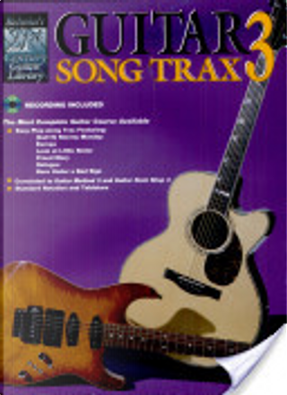 Guitar Song Trax 3 by Aaron Stang