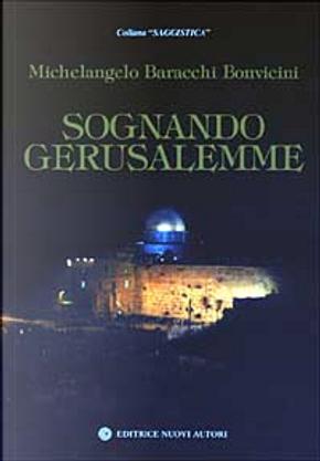 Sognando Gerusalemme by Baracchi Bonvicini Michelangelo