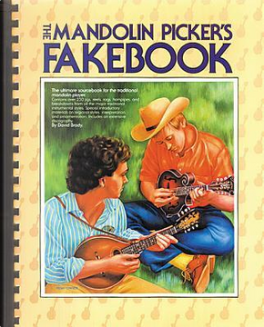 The Mandolin Picker's Fakebook by David Brody