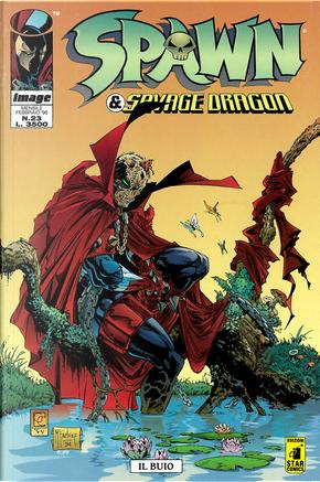 Spawn & Savage Dragon n. 23 by Erik Larsen, Todd McFarlane, Keith Giffen