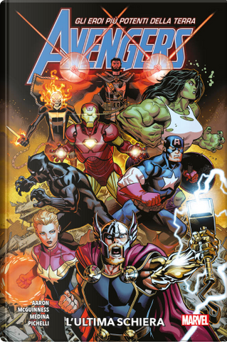 Avengers vol. 1 by Jason Aaron