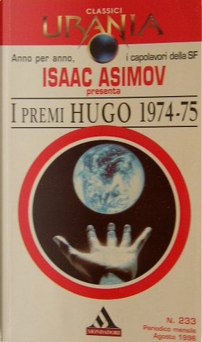 I premi Hugo 1974-1975 by George R.R. Martin, Harlan Ellison, James Tiptree Jr., Larry Niven