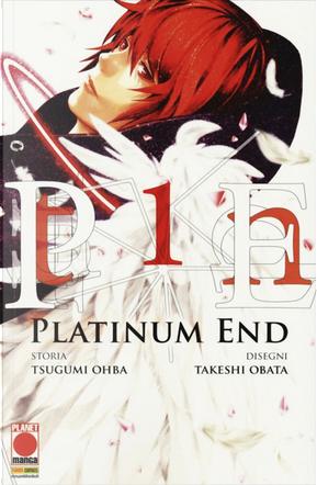 Platinum End vol. 1 by Takeshi Obata
