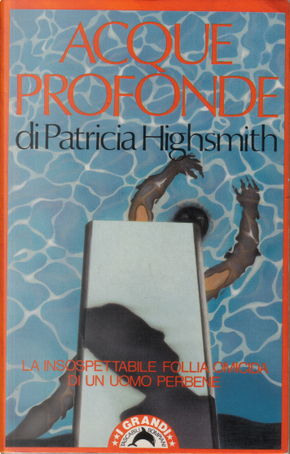 Acque profonde by Patricia Highsmith