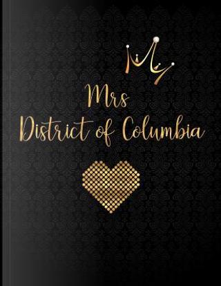 Mrs District of Columbia by Panda Studio