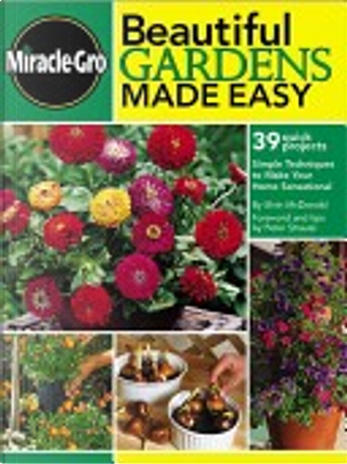 Beautiful gardens made easy by Elvin McDonald