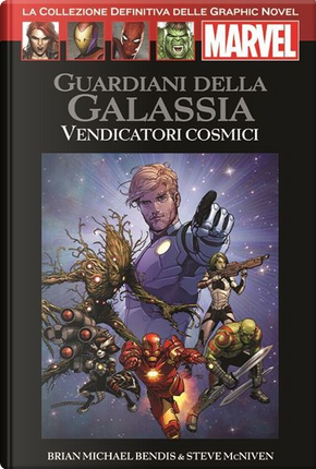 Marvel graphic novel vol. 46 by Brian Michael Bendis
